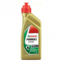 Olej CASTROL Power1 Scooter 4T 5W-40 1l