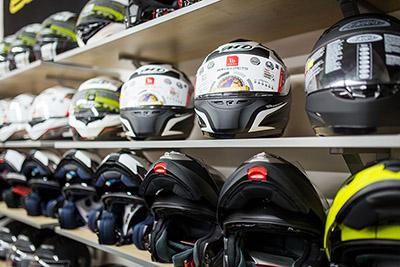 Km bikers Moto shop přilby