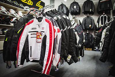 KMBIKERS motoshop moto oblečení