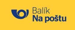 Česká pošta - balík na poštu